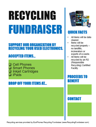 recyclingfundraiser com cell phone recycling jewelry recycling
